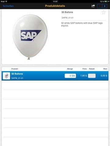 SAP Business ByDesign Active Sales App Illus. 3