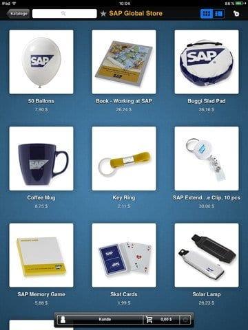 SAP Business ByDesign Active Sales App Illus. 5