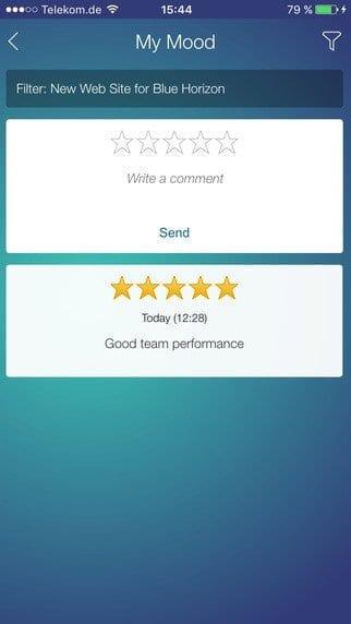 SAP Project To Go App Illus. 4