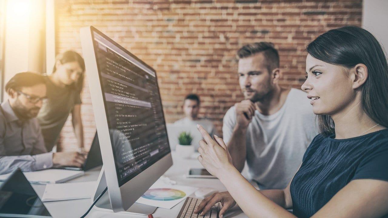 Software development intern