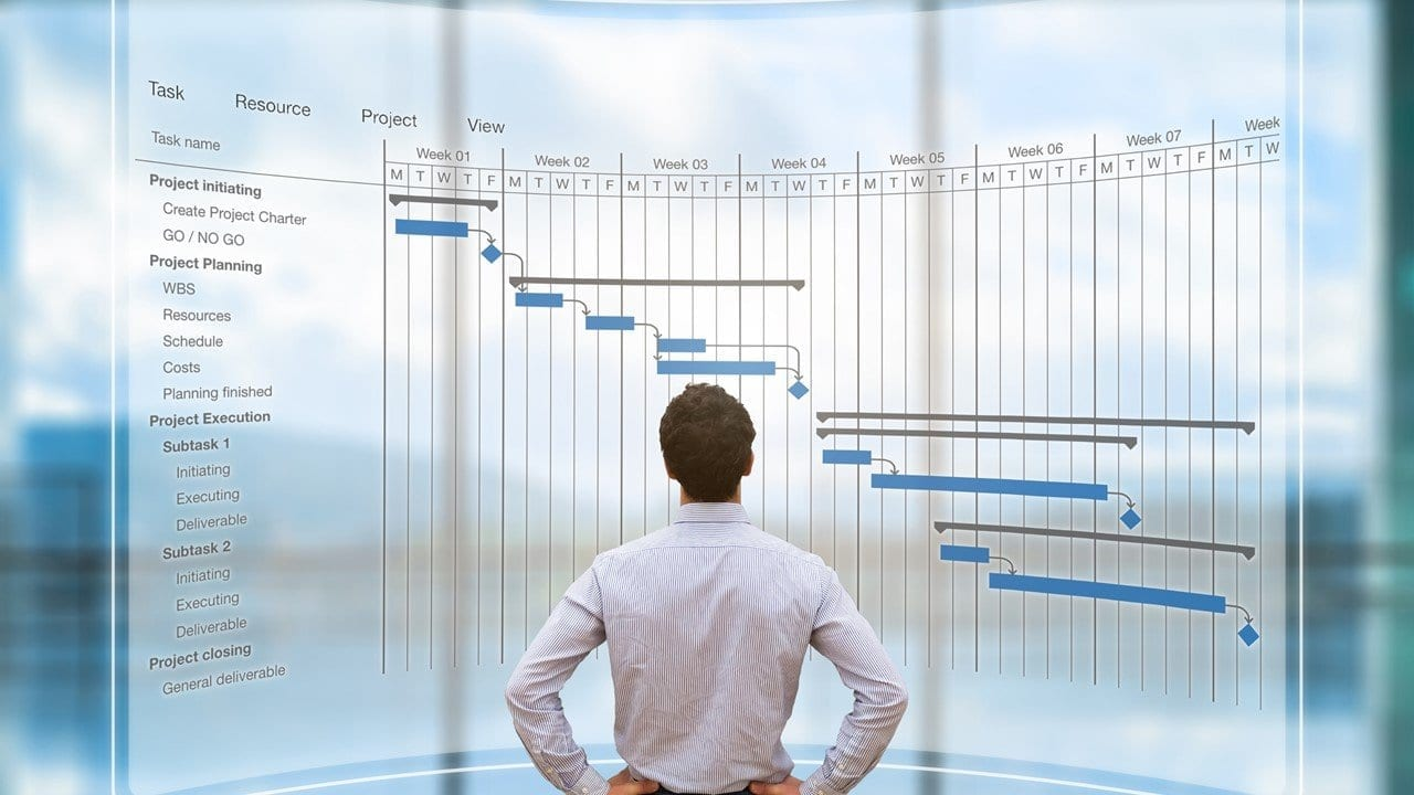 Project management with SAP Business ByDesign